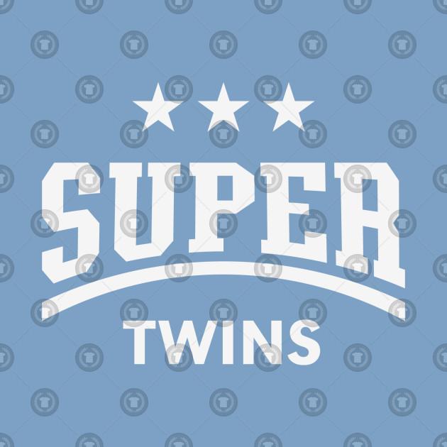 Super Twins (White)