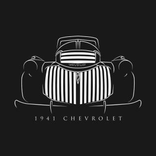 1941 Chevy Pickup - Stencil t-shirts
