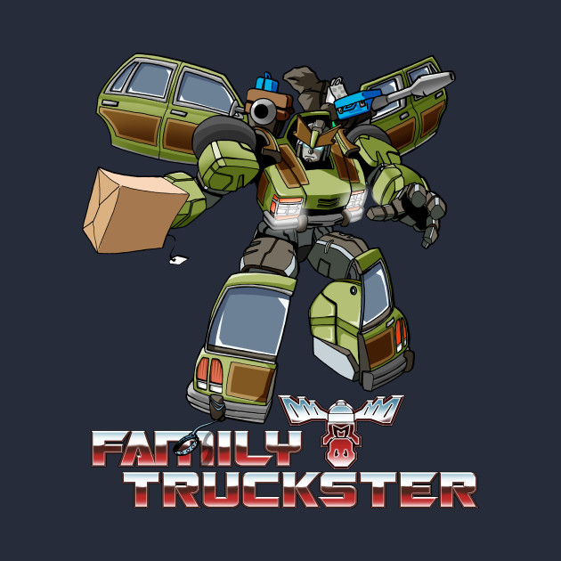 Family Truckster Transformer