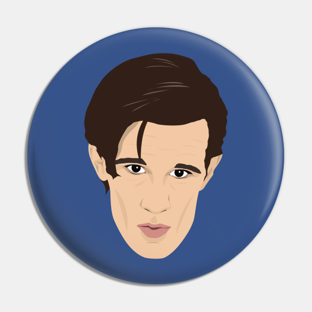 Doctor Who played by Matt Smith