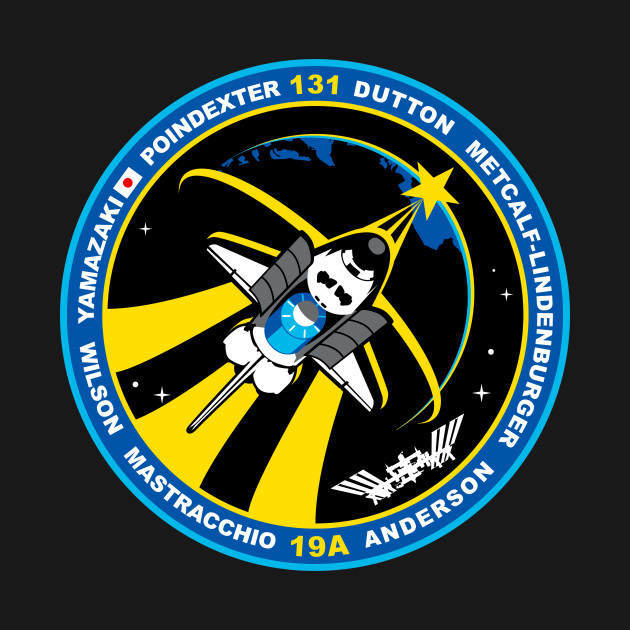 STS-131 Discovery Mission Patch