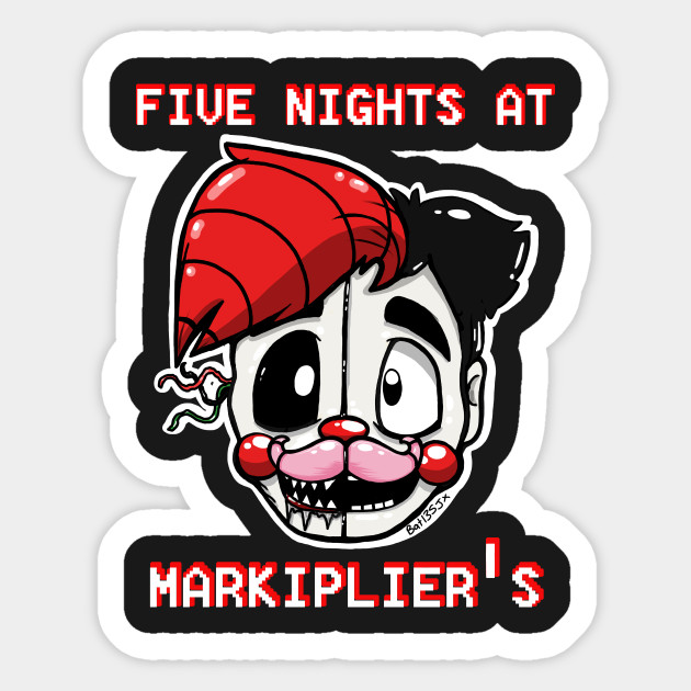 Five Nights At Markipliers 2
