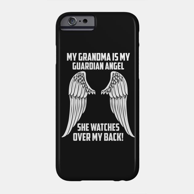 MY GRANDMA ÍS MY GUARDIAN ANGEL