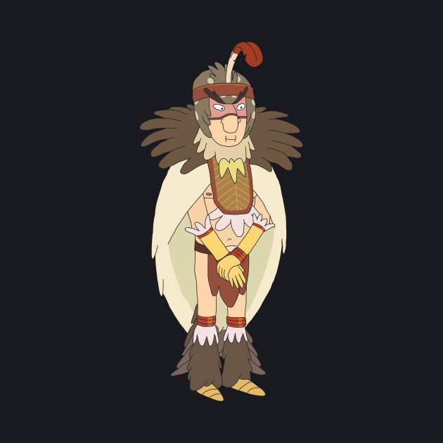 Rick and Morty: Birdperson