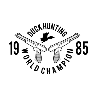 World Champion Hunter t-shirts