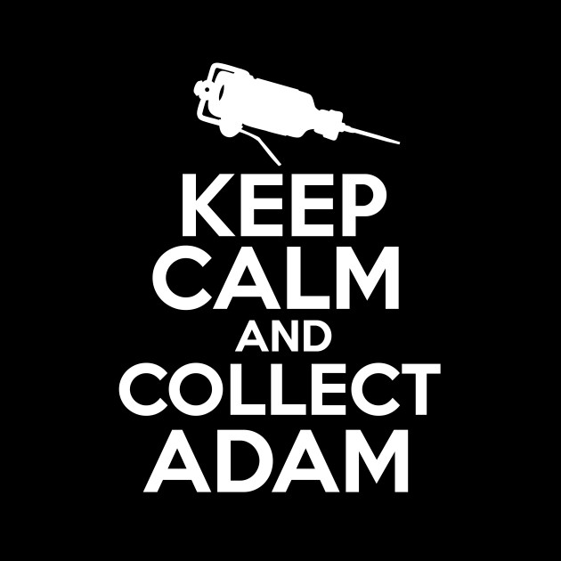 Keep Calm And Collect Adam