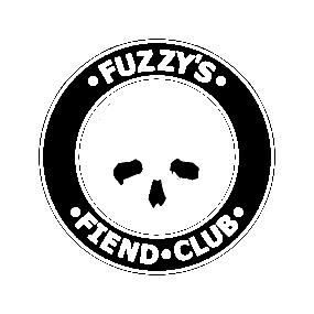 633f4df83ce Fiend Club Stickers
