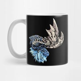 Mhw Iceborne Mugs | TeePublic