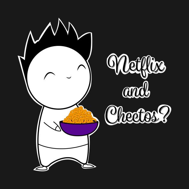 Netflix and Cheetos?