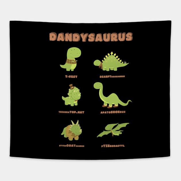 DANDYSAURUS - Dark Version