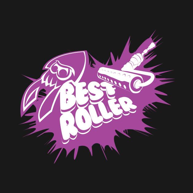BEST INKLING: ROLLER (SPLATOON)