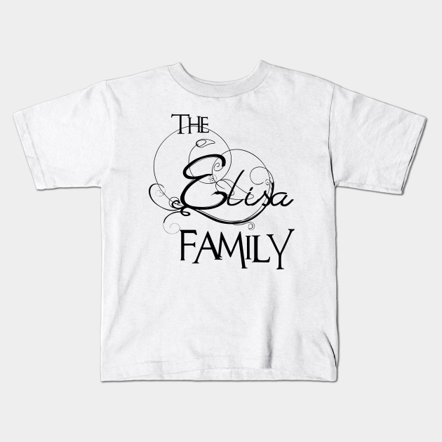 The Elisa Family ,Elisa Surname