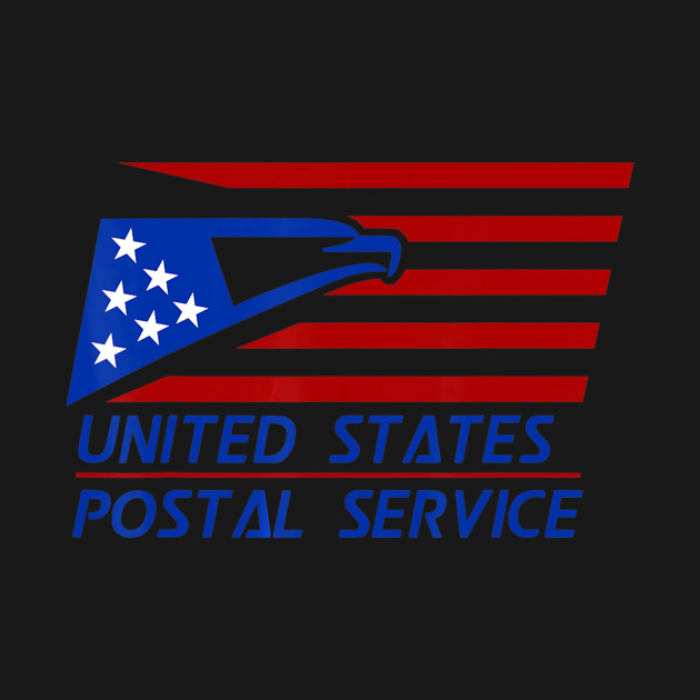 Post Office T-Shirt Shirt Postal t Shirt United States Service Eagle T Shirt