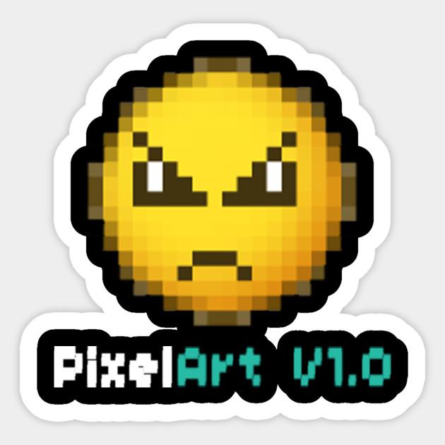 Pixelart V1 0 Smiley