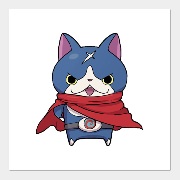 yokai watch hovernyan yokai watch hovernyan posters and art