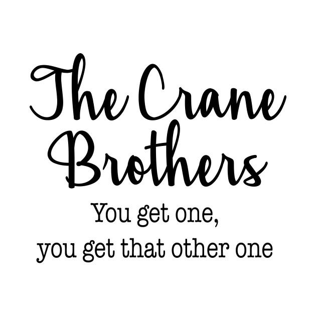 Frasier - The Crane Brothers