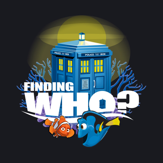 Dr Who - TOP TEN #4 (Finding Who?)