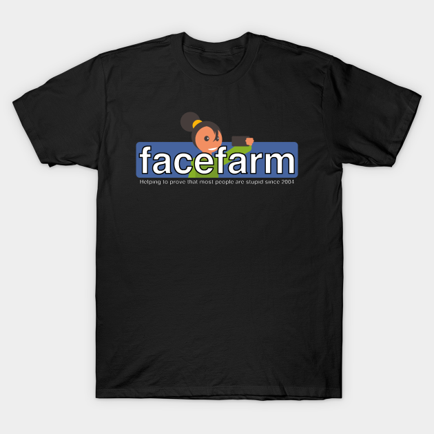 TeePublic - facefarm