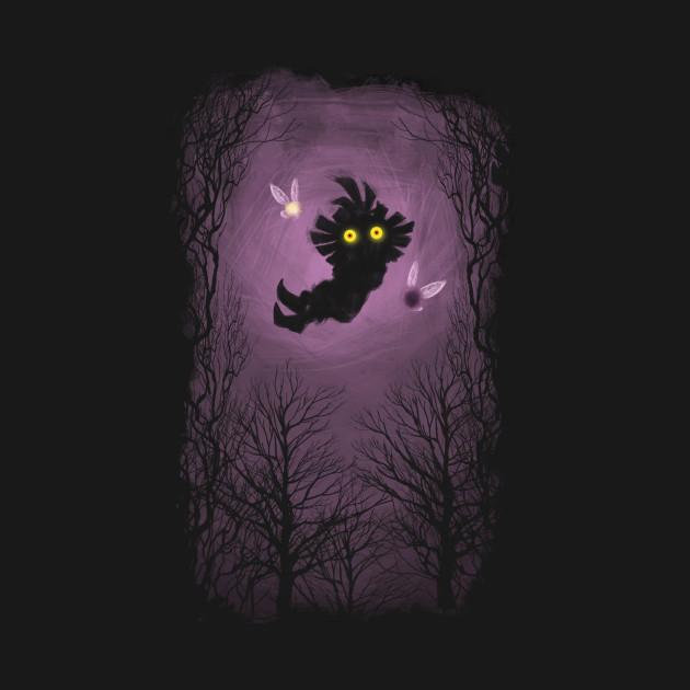 Zelda Majora's Mask Skullkid