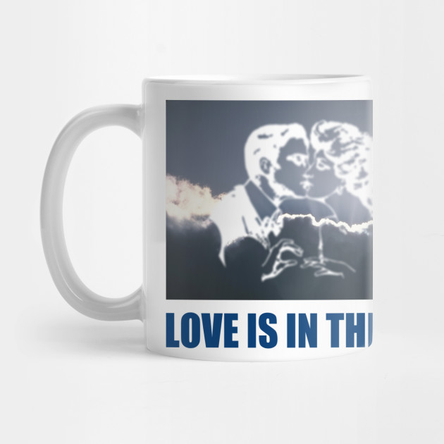 Love Is In The Air - Valentine's Day Gift Ideas for Couples Mug