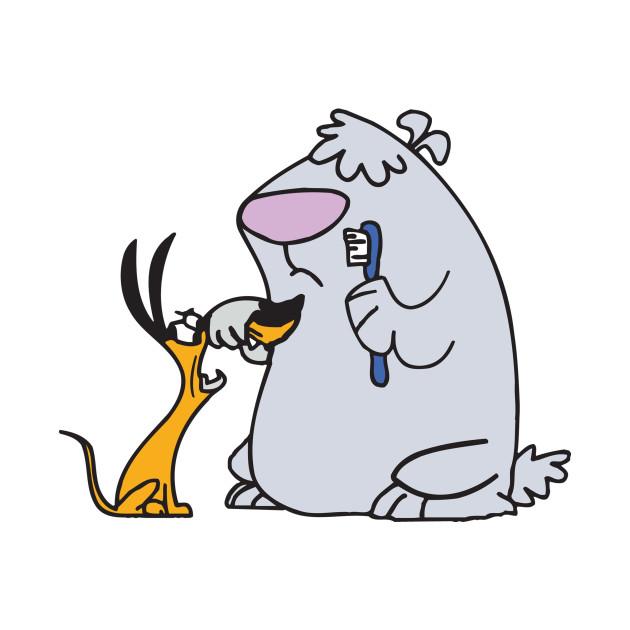 Image of: Cute Stupid Dogs Cartoon Stupid Dogs Cartoon Teepublic Stupid Dogs Cartoon Stupid Dogs Cartoon Tshirt Teepublic