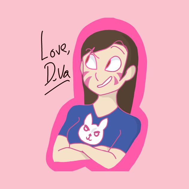 Love, D.Va