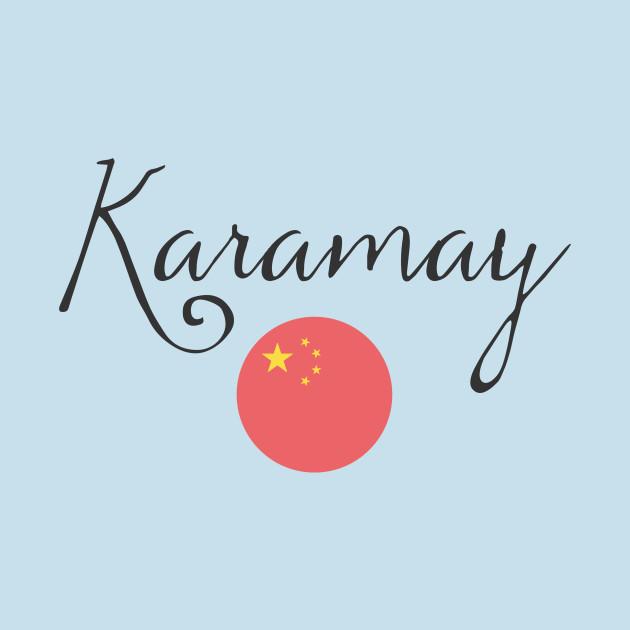 Sluts Karamay