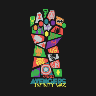 316a34a0fb8 Infinity War T-Shirts