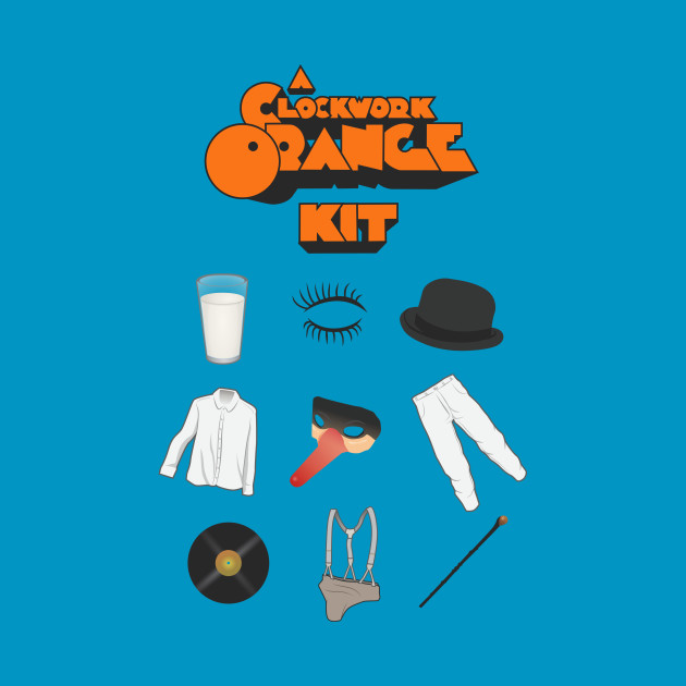 a clockwork orange kit