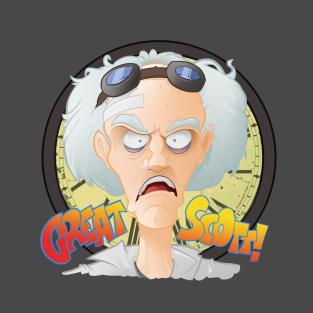 Great Scott! t-shirts