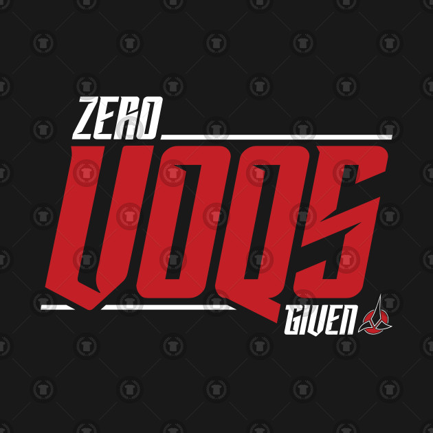 Zero VOQs Given