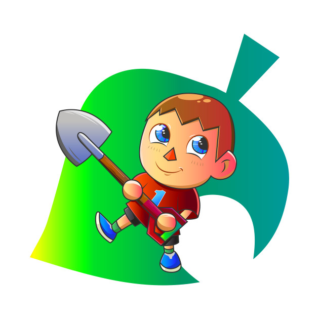 Super Smash Bros - Villager