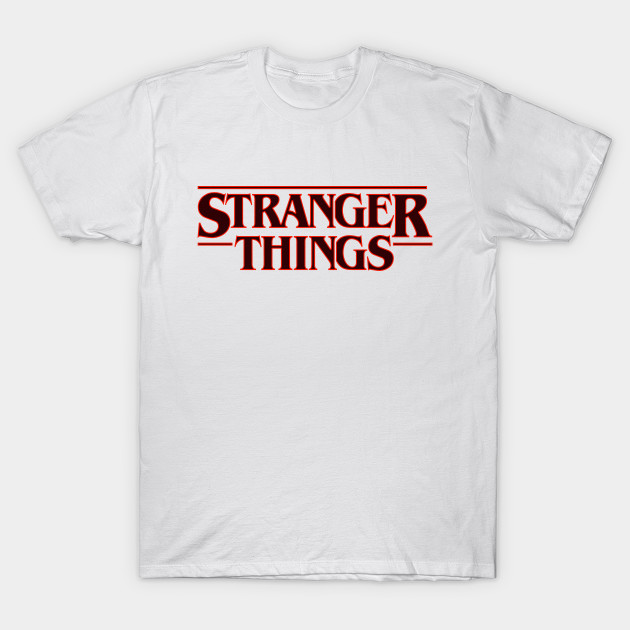 Stranger Things T-Shirt-TOZ