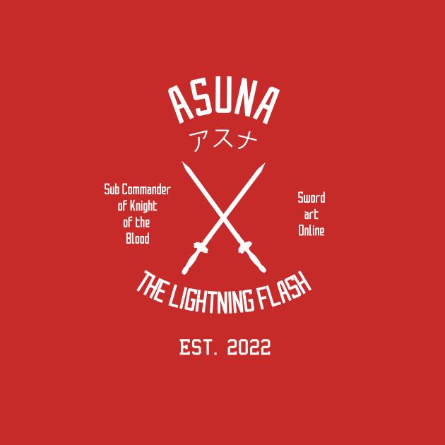 The Lightning Flash (White)
