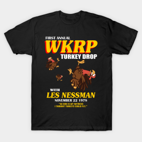 First Annual WKRP T-Shirt 5af00c854