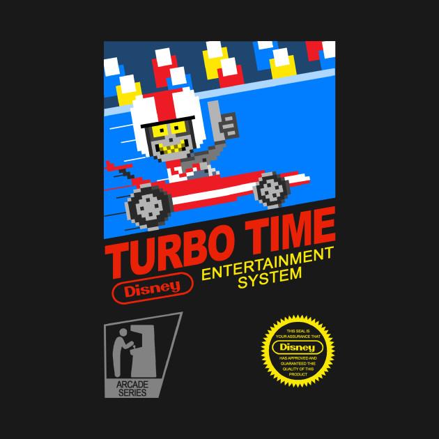 Turbo Tastic! NES