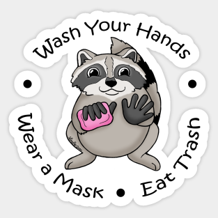 Coronavirus Prevention Stickers Teepublic