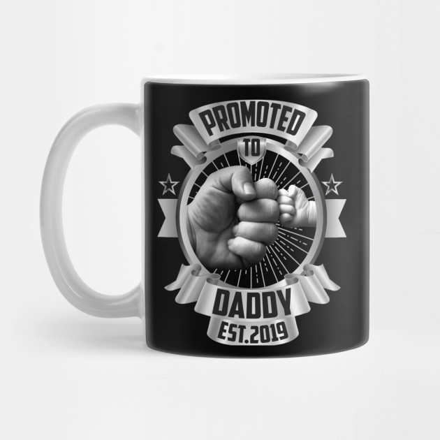 Mens Father & Son Best Friend for Life Father's Day Gift for Dad Tee Mug