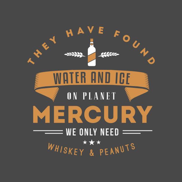Planet Mercury T-Shirt
