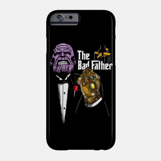 The Bad Father Phone Case