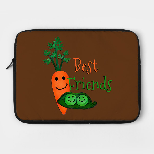 Best Friends Peas and Carrots