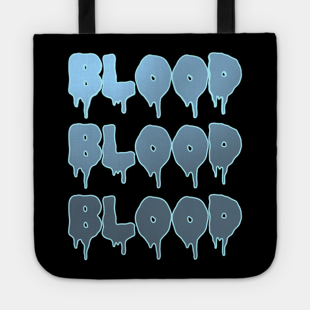 Blood Blut Hallowenn Text Vampir