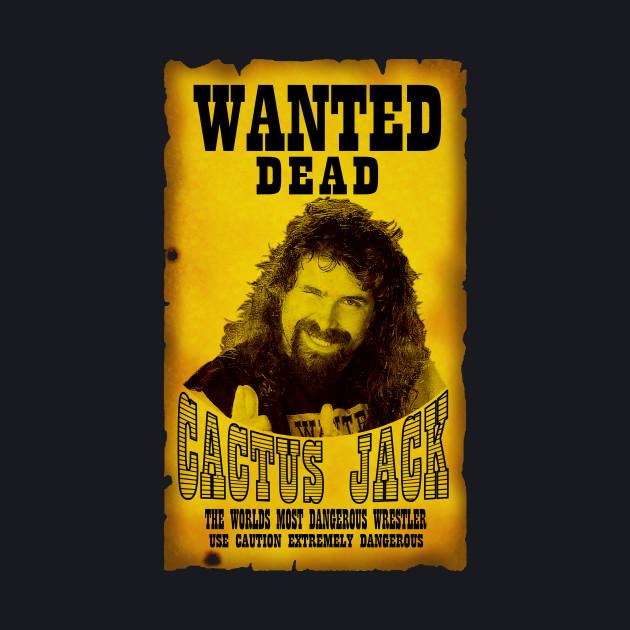 Cactus Wanted Jack
