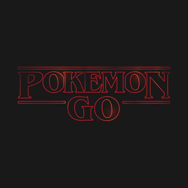 Pokemon Go Find Stranger Things