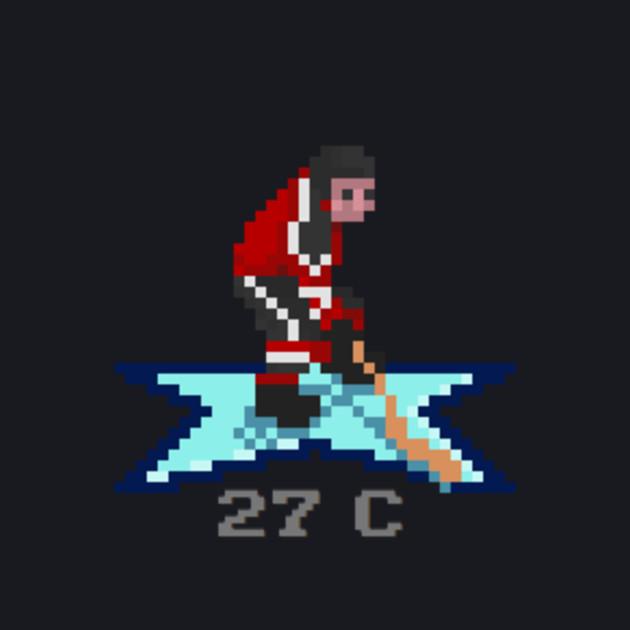 16-Bit Legend Jeremy Roenick (AWAY)