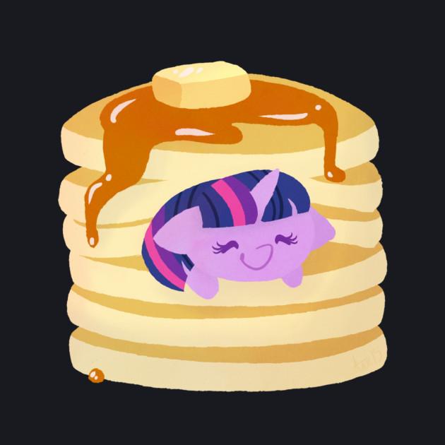 Twilight Sparkle's Pancakes