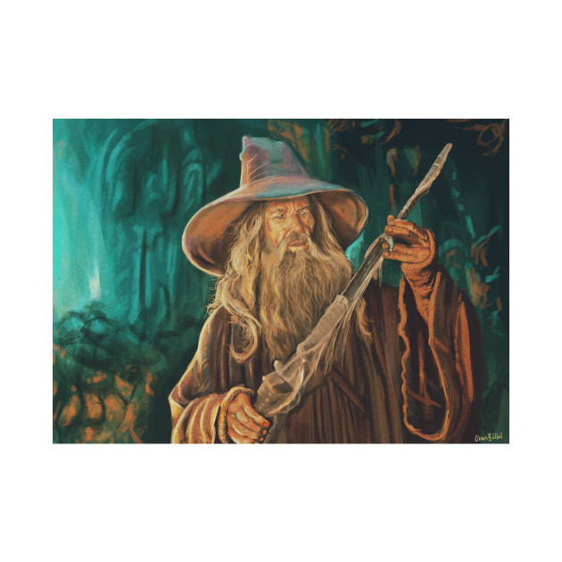 Gandalf the Grey (3)