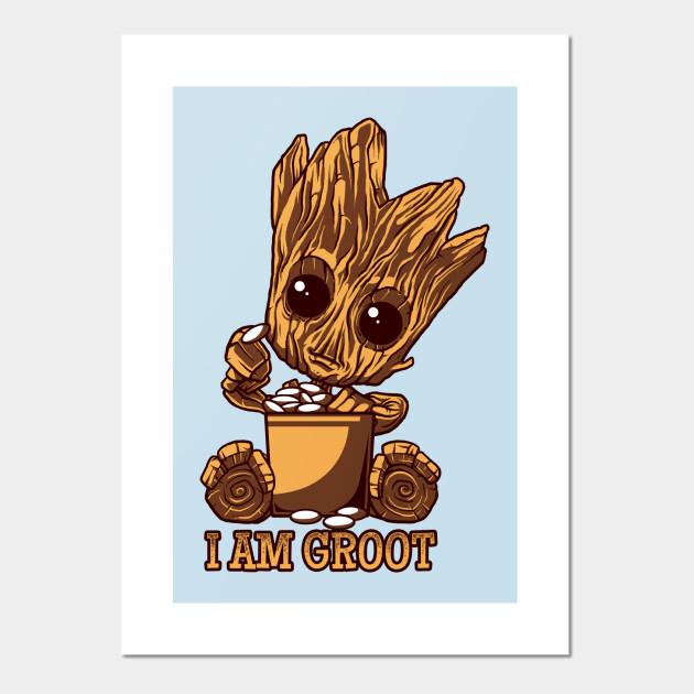 Cute Baby Groot