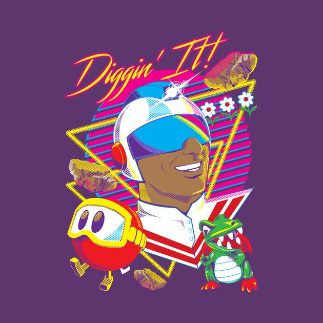 Diggin' It!