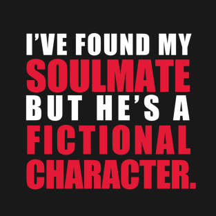 My Soulmate is a Fictional Character (white lettering)